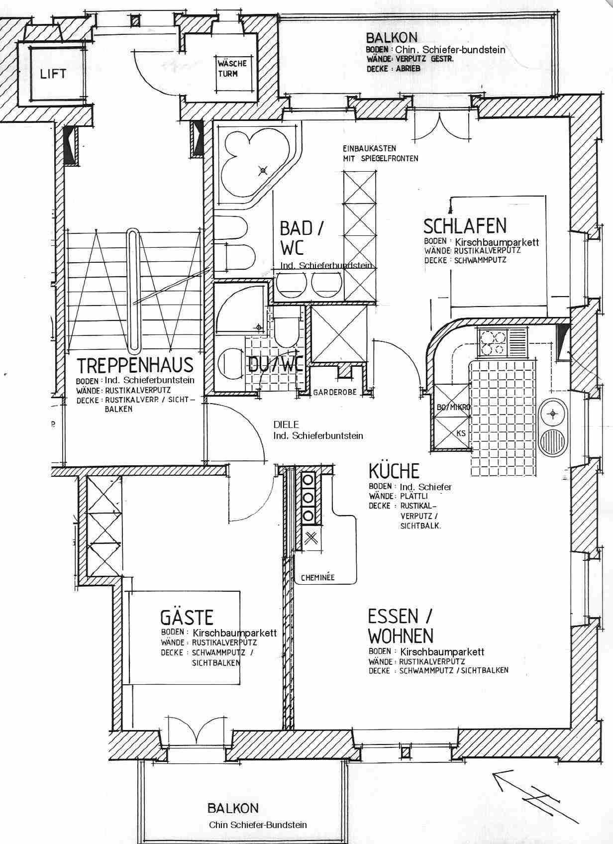 Esszimmer Grundriss - Design